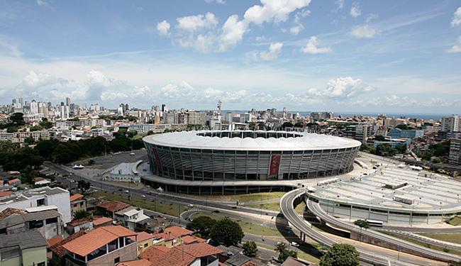 Tricolor aposta em promoção para chamar a torcida - Foto: Mila Cordeiro l Ag. A TARDE l 11.3.2014