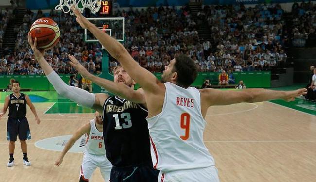 Argentina não conseguiu vencer e acabou eliminando o Brasil - Foto: Jim Young   Reuters