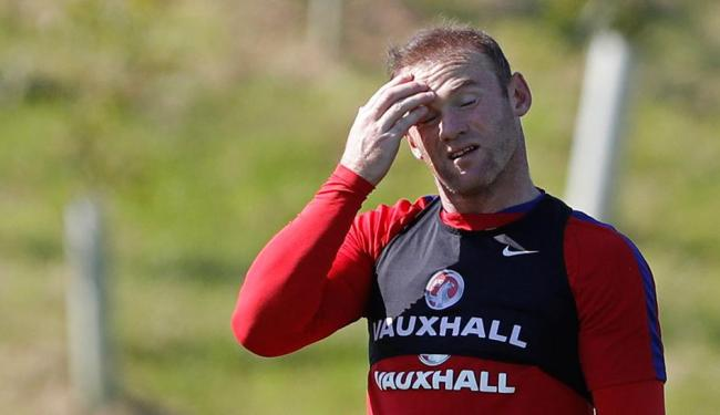 Rooney diz adeus à seleção inglesa depois do Mundial 2018