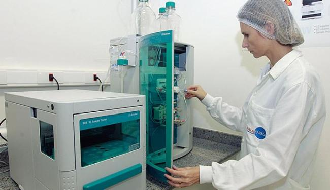 Bahiafarma vai produzir medicamentos contra câncer e anemia falciforme para atender todo o país - Foto: Mateus Pereira l Gov-BA