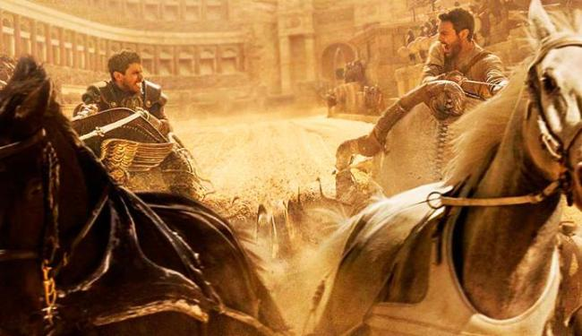 Ben-Hur já está nos cinemas de Salvador - Foto: Divulgação