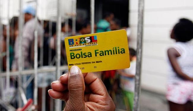 Bolsa Família tem hoje cerca de 14 milhões de famílias beneficiadas - Foto: Luiz Tito | Ag. A TARDE