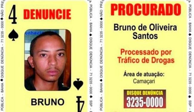 Bruno de Oliveira Santos é o 4 de Espadas do