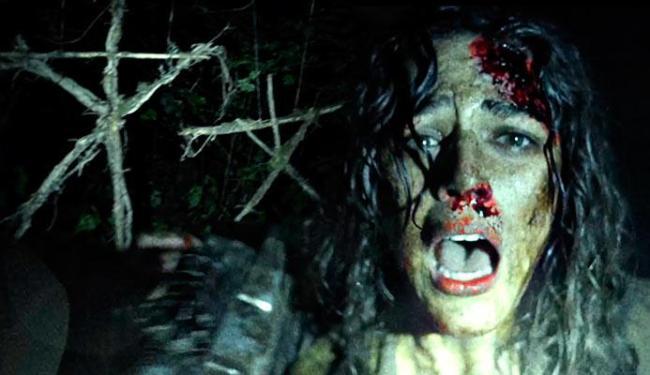 Bruxa de Blair é filmado pelos próprios personagens - Foto: Divulgação