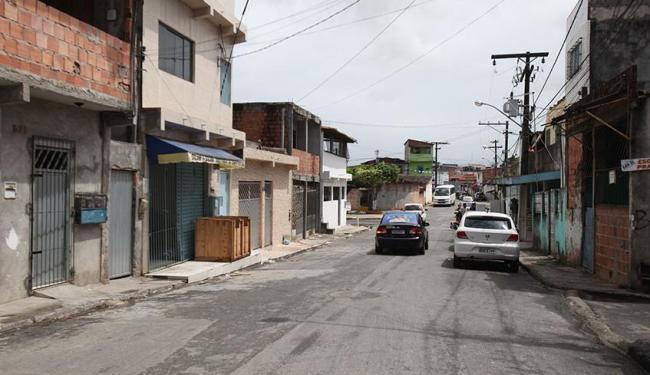 Oito pessoas morreram e uma ficou ferida em série de ataques em Nova Vitória - Foto: Edilson Lima | Ag. A TARDE