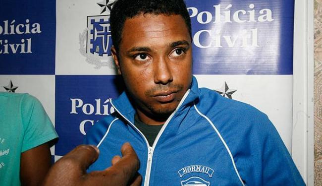Suspeito negou praticar crimes na região - Foto: Edilson Lima | Ag. A TARDE