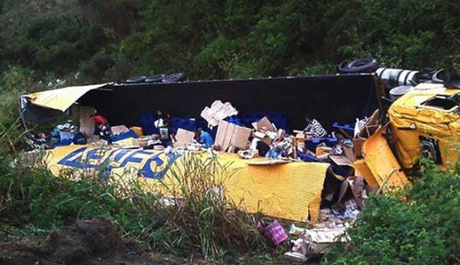 Causa do acidente ainda é investigada - Foto: Blog Marcos Frahm