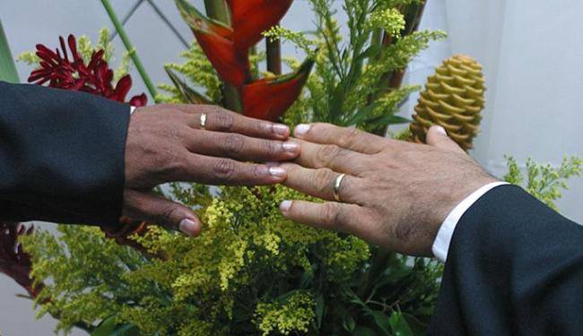 Casamento gay - Foto: Edmar Melo | Ag. A TARDE