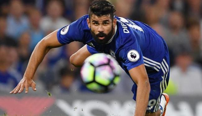 Diego Costa marcou no fim do jogo para dar vitória ao Chelsea - Foto: Tony O'Brien   Reuters