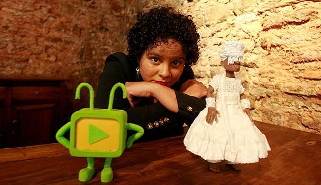 Cineasta Jamile Coelho irá ministrar a oficina gratuita de animação nos terreiros - Foto: Adilton Venegeroles l Ag. A TARDE