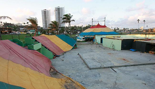 Área de cerca de 2 km, que inclui o Circo Picolino, será dividida em 4 trechos para revitalização - Foto: Mila Cordeiro | Ag. A TARDE
