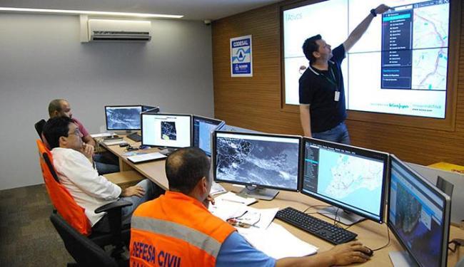 Prevenção: sistema é ligado a acionamento de sirenes - Foto: Ascom-Codesal l Divulgação