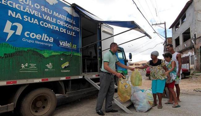 Criado há 8 anos, o projeto Vale Luz da Coelba já concedeu R$ 196 mil em descontos - Foto: Eduardo Martins | Ag. A TARDE