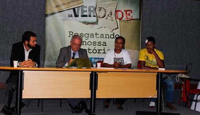 Colegiado entregou relatório final após três anos e meio de trabalho - Foto: Divulgação/Comissão Estadual da Verdade da Bahia