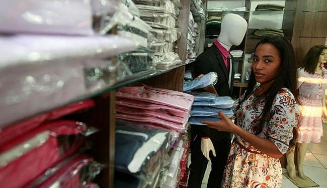Damires criou a Andfer, marca de roupas masculinas evangélicas - Foto: Joá Souza | Ag. A TARDE