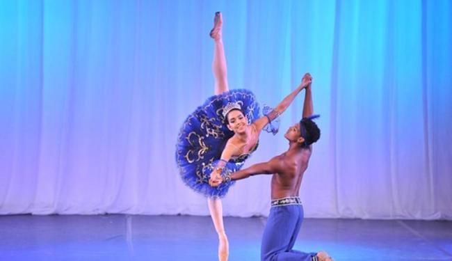 Amanda concorreu com 155 bailarinos - Foto: Divulgação