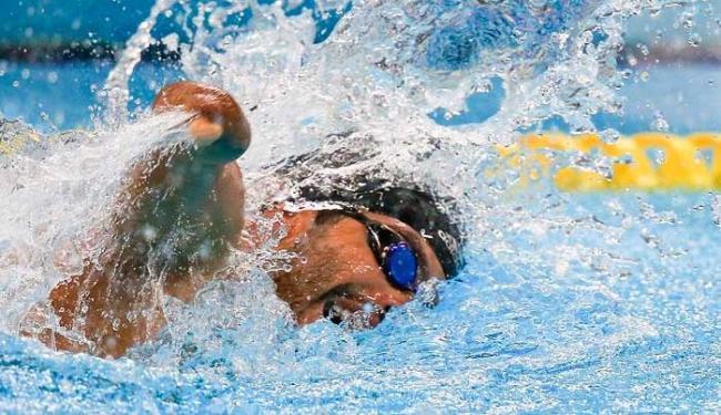 Nadador brasileiro Daniel Dias é dono de dez ouros em Jogos Paralímpicos - Foto: Divulgação