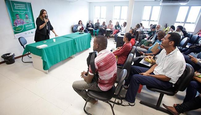 Campanha é realizada pela Defensoria Pública (DPE) - Foto: Raul Spinassé l Ag. A TARDE