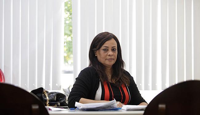 Delegada Heleneci: Deam já recebeu 3.112 casos este ano - Foto: Raul Spinassé l Ag. A TARDE