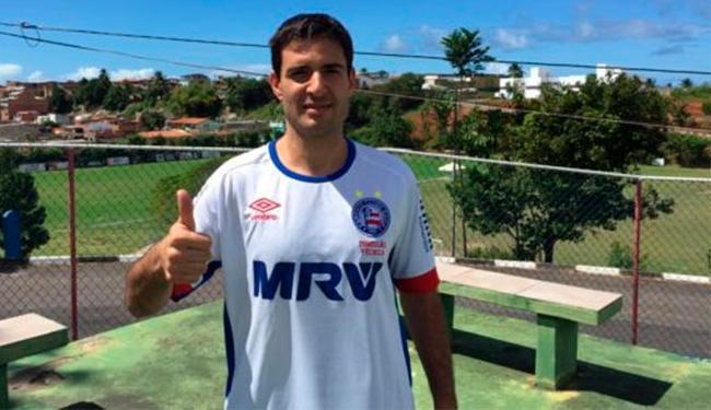 Diego Cerri é o novo gerente de futebol do clube - Foto: Divulgação | ECBahia