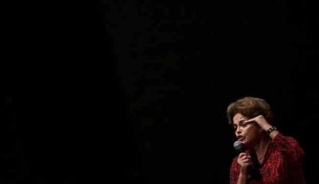 Dilma terá 30 minutos para falar nesta segunda-feira, com a possibilidade de prorrogar por mais 30 - Foto: Agência Reuters