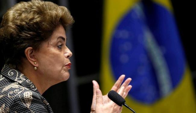 Maioria dos senadores votou a favor de impedimento de Dilma Rousseff - Foto: Ueslei Marcelino | Agência Reuters