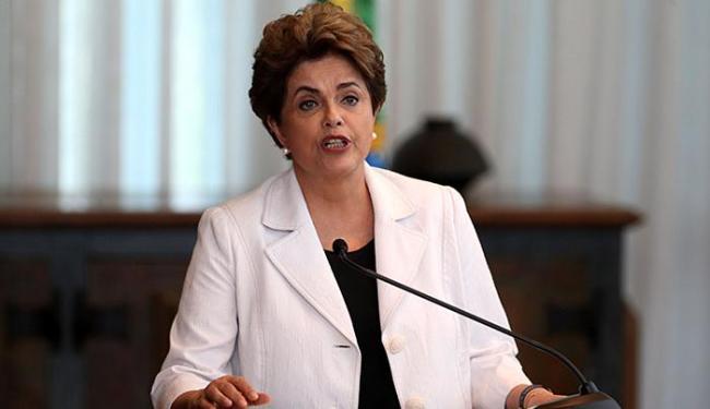 Dilma fez carta à nação reafirmando que é inocente - Foto: Wilson Dias l Agência Brasil