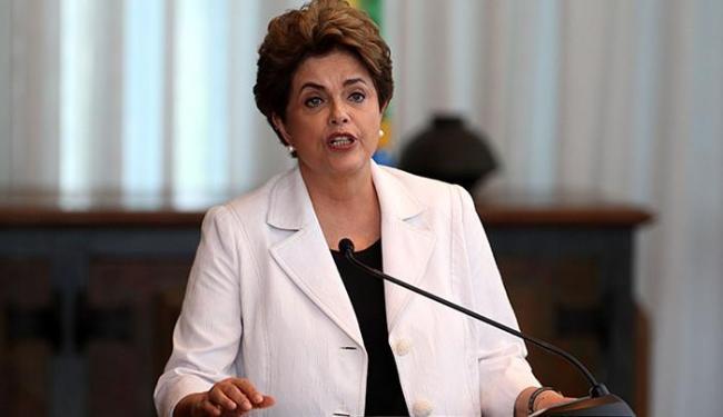 Dilma é julgada em processo de impeachment - Foto: Wilson Dias l Agência Brasil