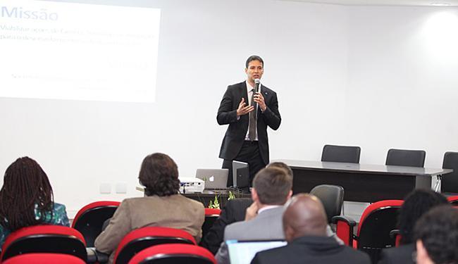 Eduardo Almeida disse que a Fabesp perdeu cerca de 40% nos investimentos - Foto: Luciano da Matta l Ag. A TARDE