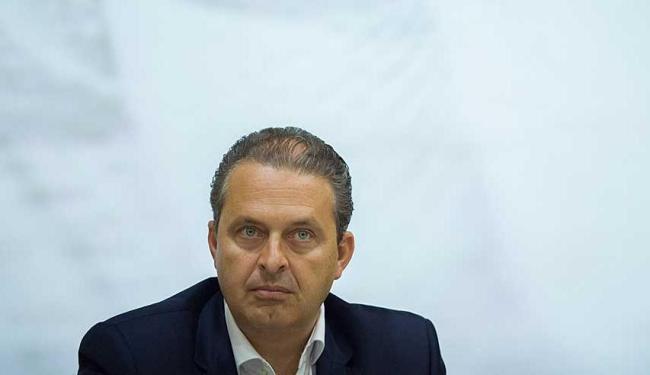 Eduardo Campos morreu em acidente aéreo em agosto de 2014 - Foto: Divulgação