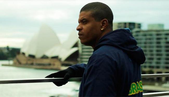 Edvaldo Valério voltou para Sidney, onde ganhou a medalha inédita - Foto: Divulgação