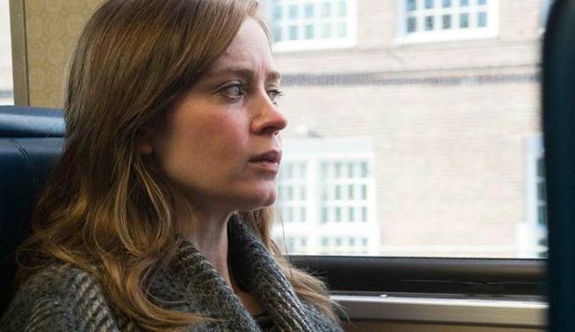 Emily Blunt interpreta a protagonista Rachel - Foto: Divulgação