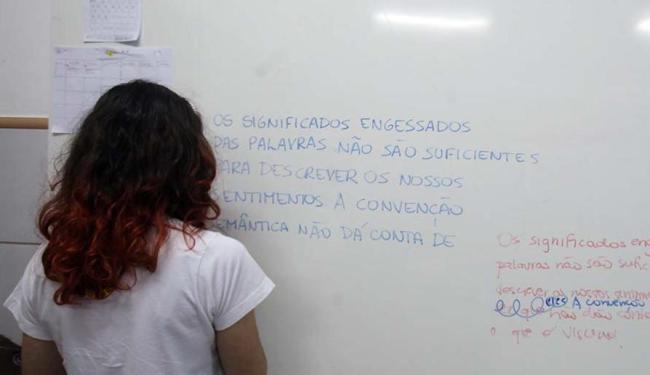 Escola Sem Partido pretende proibir professores de promoverem debates sobre política e religião - Foto: Lúcio Távora | Ag. A TARDE