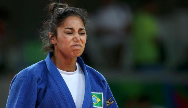 Brasileira finalizou sua participação nos Jogos com o quinto lugar - Foto: Toru Hanai | Reuters