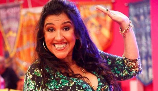 Regina Casé, apresentadora do programa 'Esquenta' - Foto: Divulgação | TV Globo