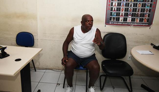 Homem foi preso - Foto: Joá Souza | Ag. A TARDE