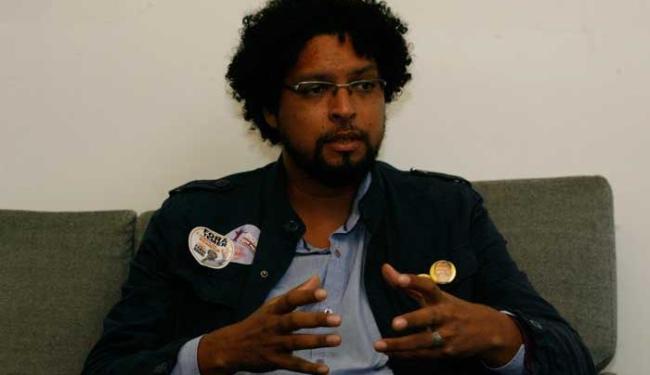 Fábio Nogueira (PSOL) é candidato à prefeitura de Salvador - Foto: Mila Cordeiro | Ag. A TARDE