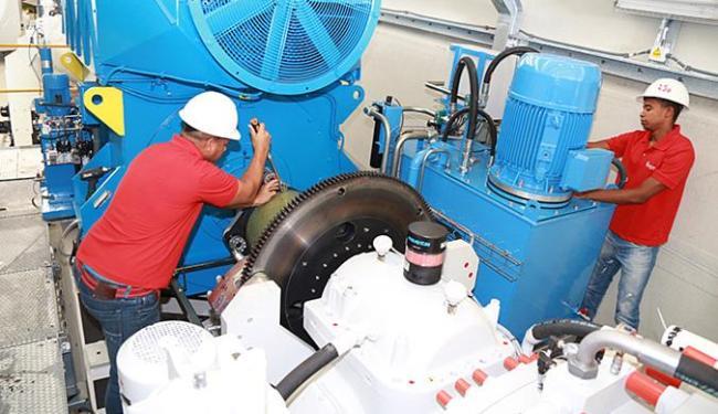Setor industrial abriu 1.163 vagas formais e foi o destaque do mês na Bahia - Foto: Joá Souza l Ag. A TARDE