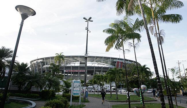Arena vai sediar dez jogos de futebol na Olimpíada - Foto: Mila Cordeiro l Ag. A TARDE
