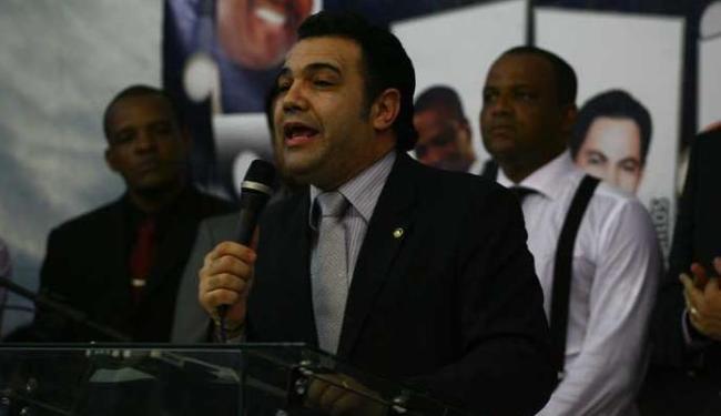 Feliciano foi acusado de assédio pela jornalista Patrícia Lellis - Foto: Fernando Amorim/ Ag. A Tarde