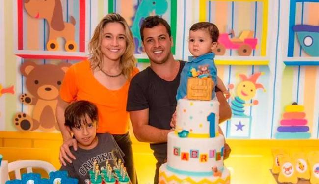 Fernanda escolheu o tema brinquedos clássicos para festa - Foto: Rebeca Penna Firme | Divulgação