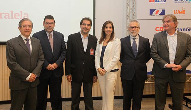 Evento reuniu secretário de estado, investidores e especialistas da área de energia - Foto: Xando Pereira l Ag. A TARDE