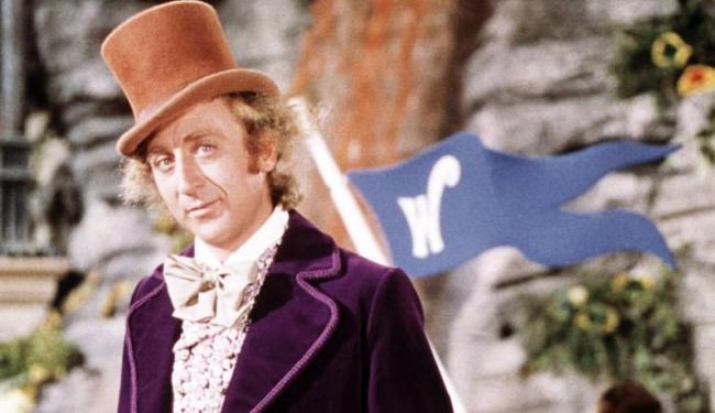 Gene Wilder interpretou William Wonka em A Fantástica Fábrica de Chocolate - Foto: Divulgação