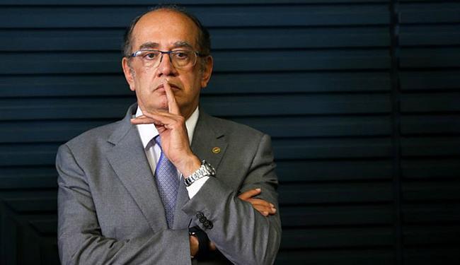 Gilmar Mendes criticou a Lei da Ficha Limpa por imprecisão sobre a rejeição de contas - Foto: Marcelo Camargo l Agência Brasil