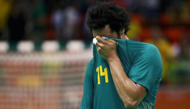 Brasil joogu bem, mas não conseguiu segurar o ataque francês - Foto: Chris Helgren   Reuters
