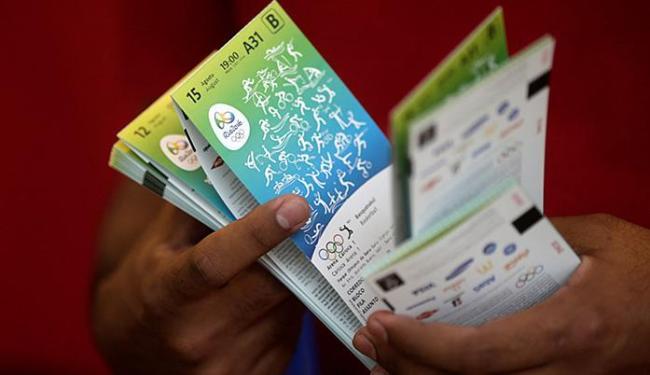Já é possível comprar os ingressos nas bilheterias físicas - Foto: Ricardo Moraes l Reuters