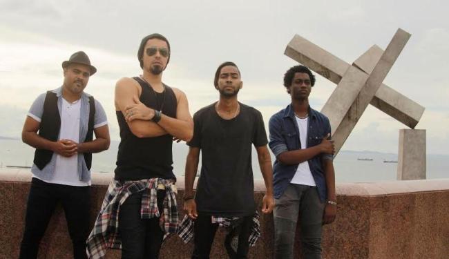 Álbum da banda baiana traz oito músicas autorais - Foto: Fábio Bastos | Divulgação