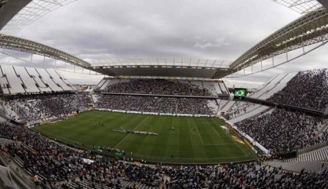 A arena será palco do jogo do Leão contra o Timão, pela 21ª rodada da Série A - Foto: Paulo Whitaker | Ag. Reuters