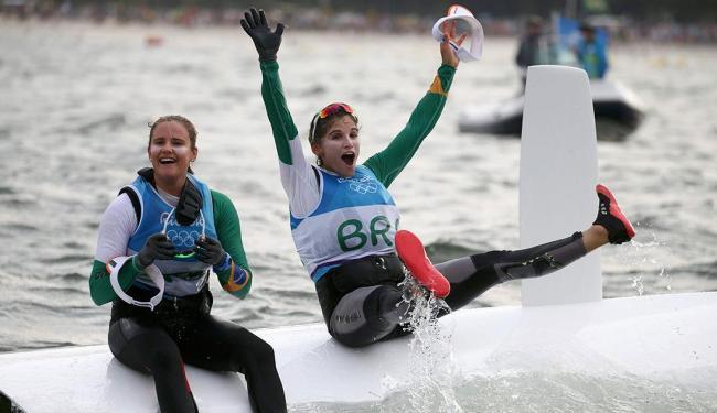 Agora são 18 medalas de ouro em Olimpíadas para o Brasil - Foto: Benoit Tessier | Reuters