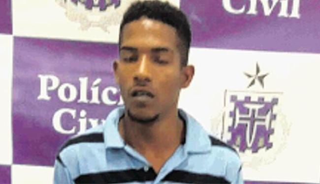 Emerson Silva roubou um carro na Barra - Foto: Divulgação | Polícia Civil